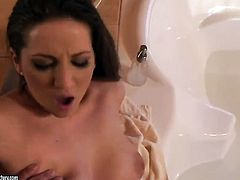 Brunette Nicole Sweet fucks six ways from Sunday