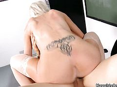 Giovanni Francesco is one hard-dicked guy who loves fucking Emma Starr