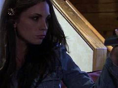 Kirsten Price takes the cum shot of her dreams