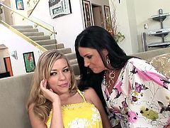 Nicole Ray, India Summer Hot Threesome