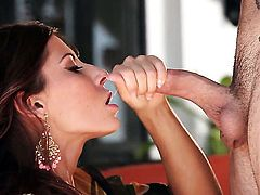 Madison Ivy having fun with vibrator