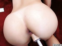Cassie Jade is never enough and takes guys sturdy pole in her mouth over and over again