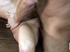 Lexi Love gets shagged in her back swing