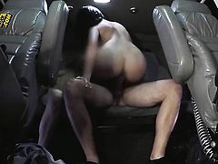 Teen satisfies mans sexual needs and desires and then gets drenched in cum
