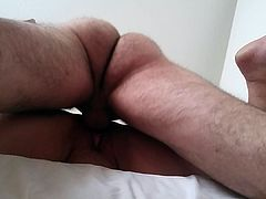 My sexy BBW wife's big clit fat pussy fucked hard