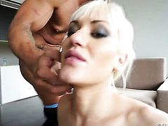 Nacho Vidal has unforgettable oral sex with before she takes it in her asshole