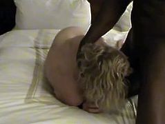 InterracialPlace.org - Wife Cums 4 Times With Bbc And Gets A Huge Creampie