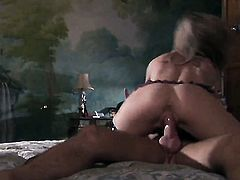 Brooke Banner cant live a day without taking rock hard fuck stick in her mouth