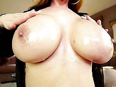 Jonni Darkko has a good time fucking Kianna Dior with juicy jugs