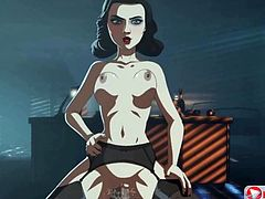 Bioshock Intimate Cartoon Porn
