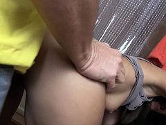 naughty-hotties.net - crisp blonde stepbrother busted wankin