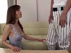 Beautiful Japanese Housewife