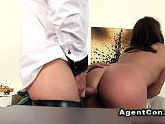 Big clit amateur bangs in casting