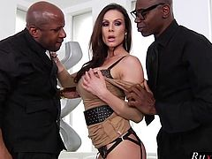 Kendra Lust Group Interracial HD
