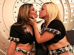 Jessica Steele displays her naughty bits as she gets her eager hammered hard and deep by horny as hell guy