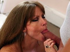 sexy mature gets fucked by a big dick @ control