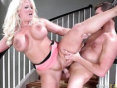 Alura Jenson enjoys another hardcore sex session with Van Wylde