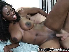 Nyomi Banxxx opens her love box to take Danny Wylde s sausage