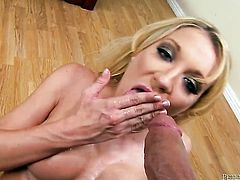 Domenic Kane gets her wet hole slammed brutally