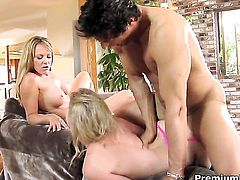 Shayla LaVeaux is good at fucking and her hard dicked bang buddy knows it