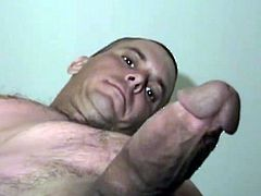 Handsome and rugged, this 64 exMarine is a construction worker. Chad is about as straight as they get, but he doesnt mind showing off his stuff. Friendly but reserved, hes easy going and accommodating. Hes also a double shooter Two loads of cum are always better than one