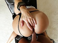 India Summer makes mans anal fantasies come true