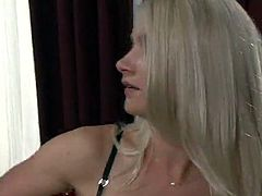 Erotic Blonde has bound Down And shaged inside the Awesome masochism activity