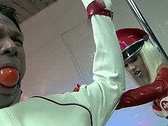 Jennifer Mistress brutal therapy by a deviant doctor