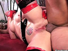 Dana DeArmond with big jugs wants sex really badly