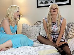 Samantha Rone and her not Step Mom Holly Heart