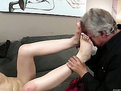 Sarah Shevon and hot dude have a lot of sexual energy to spend in interracial sex action