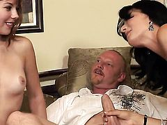 Delila Darling and a lucky guy enjoy oral sex they will never forget