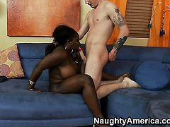 Tattoos Patrick J. Knight with juicy ass gets the hole between her legs fucked hard interracially