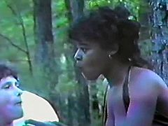 amateur outdoor lesbians with spiky dildo