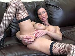 Fishnet tube videos