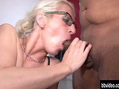 Sexy german milf lick sperm in groupsex