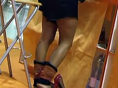 plats and shoeplay in public