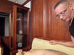 Rose gets her tight thirsty transsexual ass fucked! Ramon is more then happy to stuff our sexy ladyboy Rose up her tight ass with his monster cock! He loves fucking this tight asian ts ass. she loves it too!