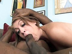 Lee Bang is on the edge of nirvana with hard love stick in her wet spot