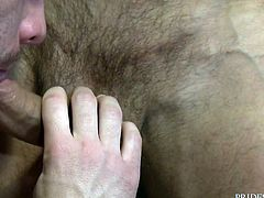 I love working out hard and that's how I maintain my great body. It seems my good physique attracted some attention, since two hunks with ripped bodies approached me, and after some talk, we decided to give in, and play with each other. Two of them had no problem sucking my big dick and I loved it!