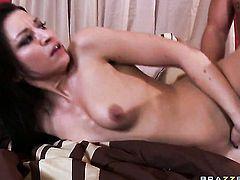 Mouth-watering slut cant resist the temptation to take rock solid meat stick deep down her throat