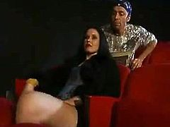 group sex in the cinema