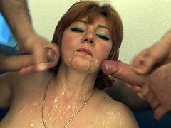 Veronica Tsaritsin - Banged Moms