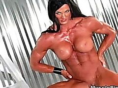 Bodybuilder tube videos