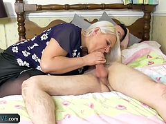 Compilation of old fat bbw mature chubby granny Sami and Brenda hardcore fucked