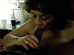 Gilf giving directly big dick that is black