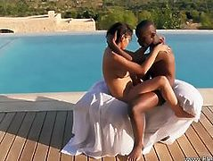 The Ebony Exotic Sex Of Lovers From Africa