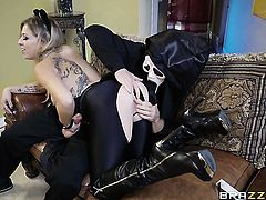 Michael Vegas gets his always hard dick used by Blonde Zoey Monroe