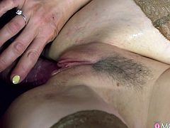 I was feeling very horny, but my husband was not at home. So, I persuaded my stepson to satisfy me. I stripped down and asked him to suck my boobs. He licked my pussy from behind and shoved his big dick inside. Then he fucked me in missionary, while I was fondling my big breasts.