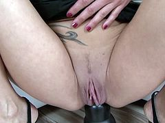 MILF Booty double penetrated